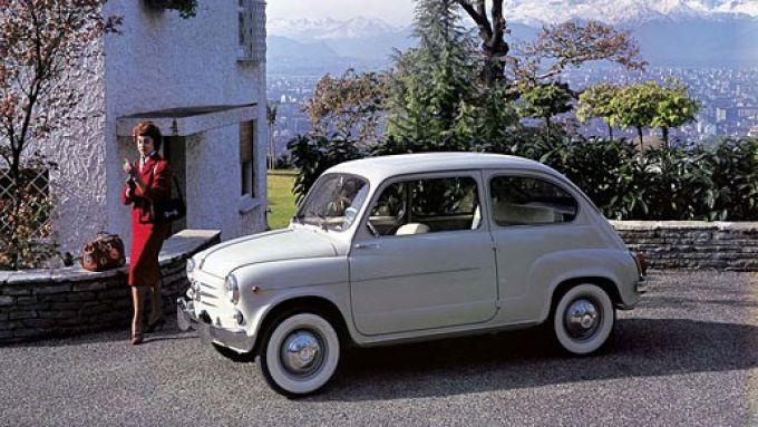 Immagine 6: Fiat 600 50th