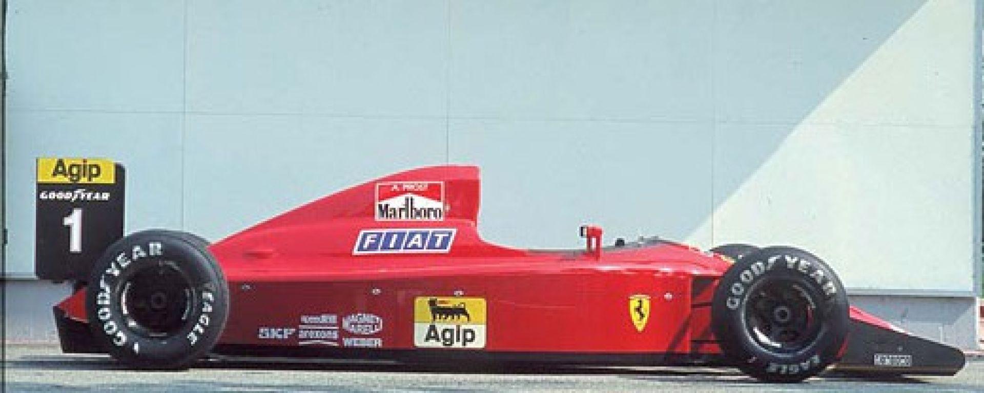 Asta Ferrari: le auto