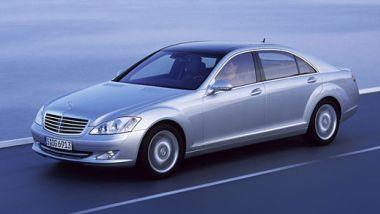 Listino prezzi Mercedes-Benz Classe S
