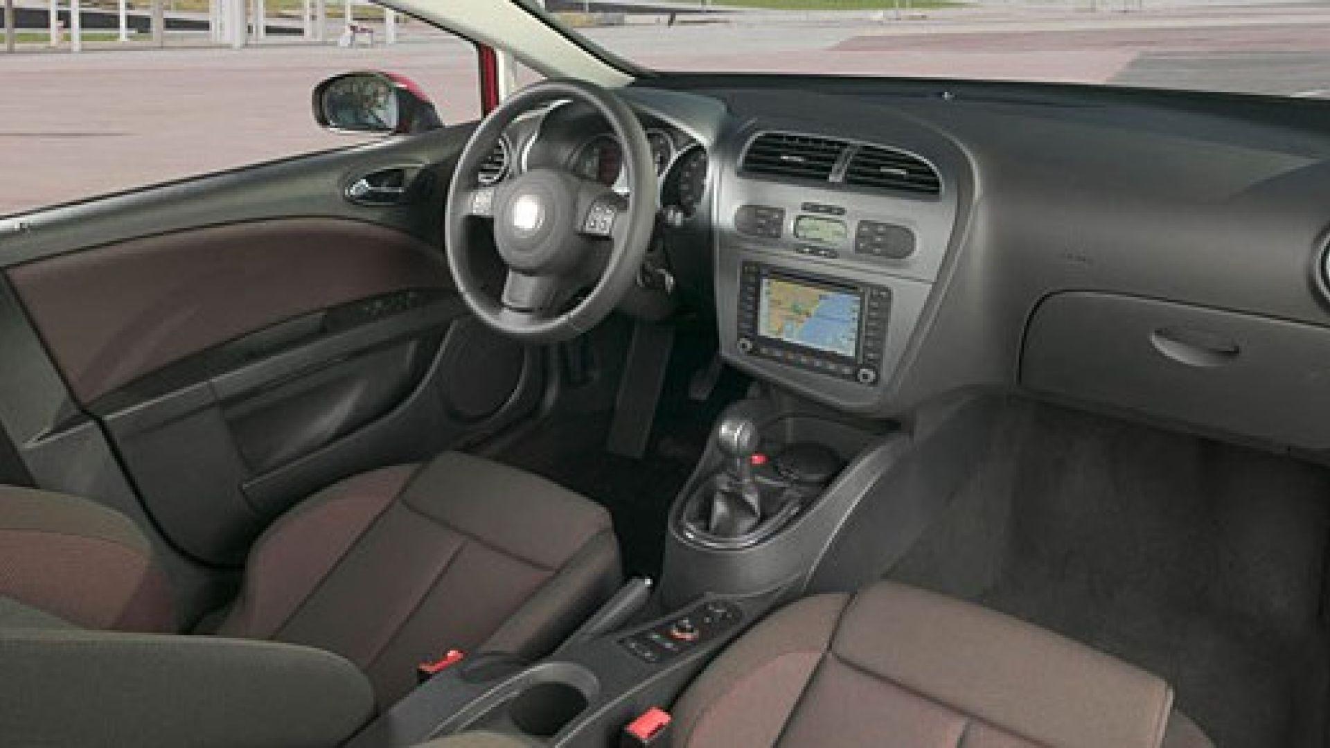 Immagine 8: Seat Leon 2005
