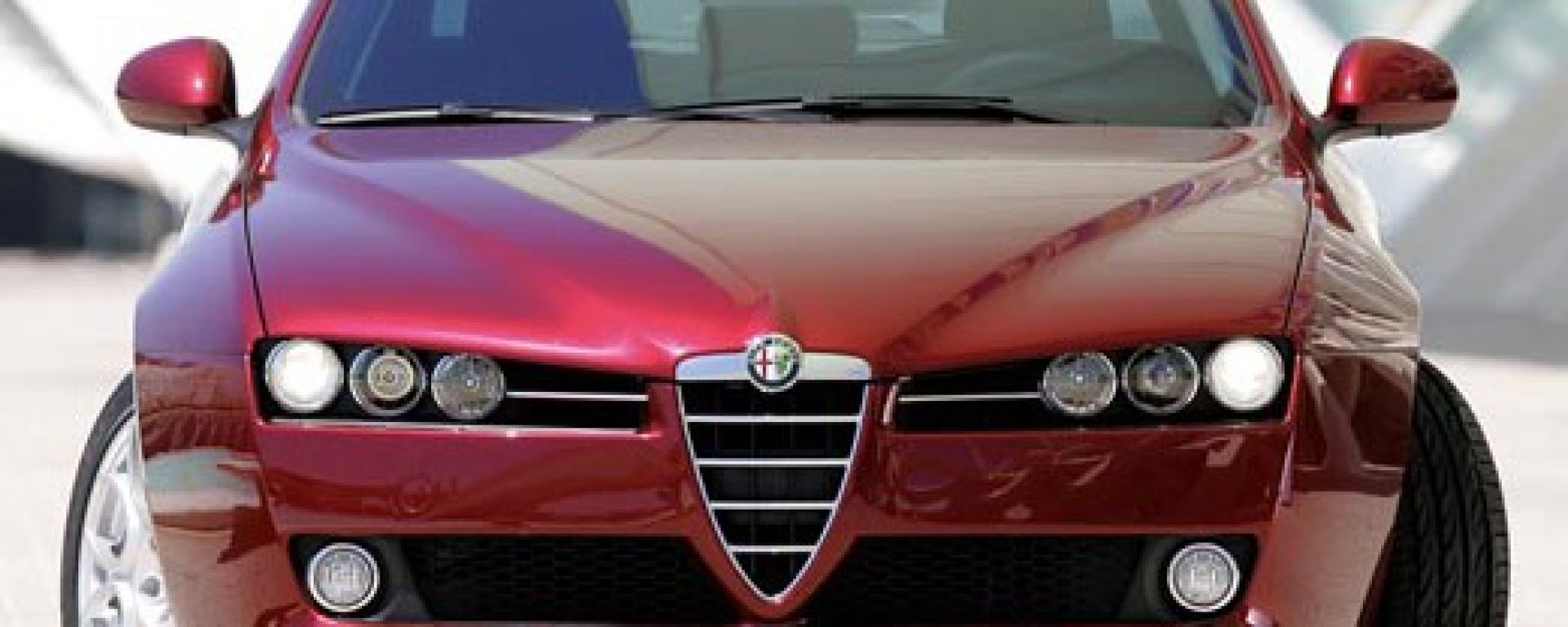 Prova Alfa Romeo 159 Motorbox