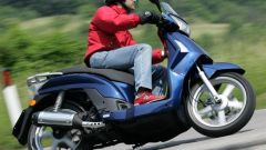 Kymco People S 200 - Immagine: 1