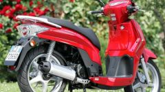 Kymco People S 200 - Immagine: 19