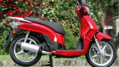Kymco People S 200 - Immagine: 27