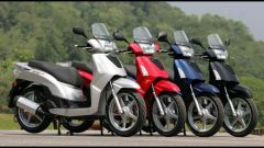 Kymco People S 200 - Immagine: 29