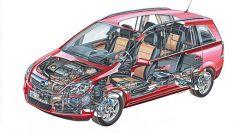 Opel Zafira 2005 - Immagine: 18