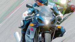 Kawasaki ZX6-R vs Suzuki GSX-R 750 - Immagine: 43