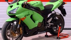 Kawasaki ZX6-R vs Suzuki GSX-R 750 - Immagine: 39