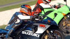 Kawasaki ZX6-R vs Suzuki GSX-R 750 - Immagine: 30