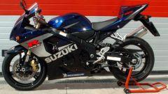 Kawasaki ZX6-R vs Suzuki GSX-R 750 - Immagine: 4