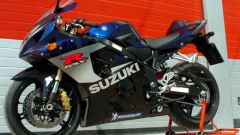 Kawasaki ZX6-R vs Suzuki GSX-R 750 - Immagine: 3