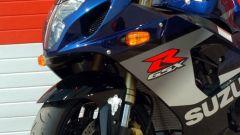 Kawasaki ZX6-R vs Suzuki GSX-R 750 - Immagine: 2