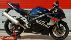 Kawasaki ZX6-R vs Suzuki GSX-R 750 - Immagine: 14
