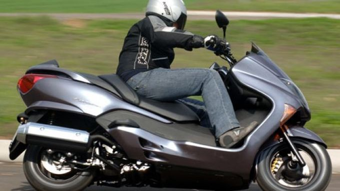 Immagine 10: Honda Forza 250