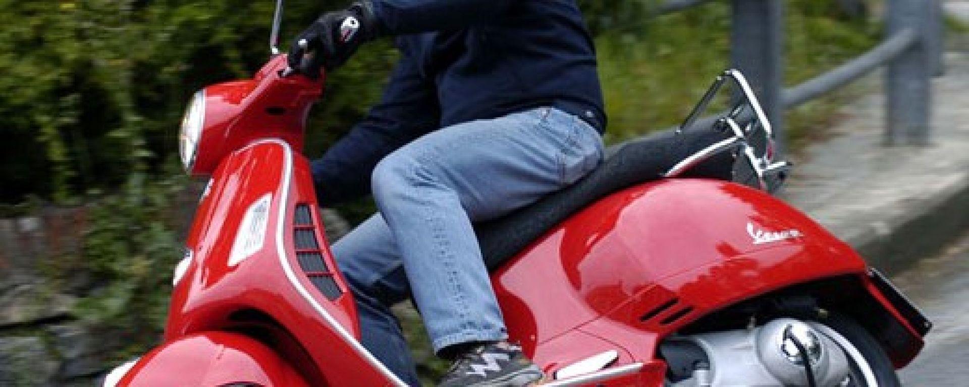 Schema Elettrico X9 250 : Prova piaggio vespa gts motorbox