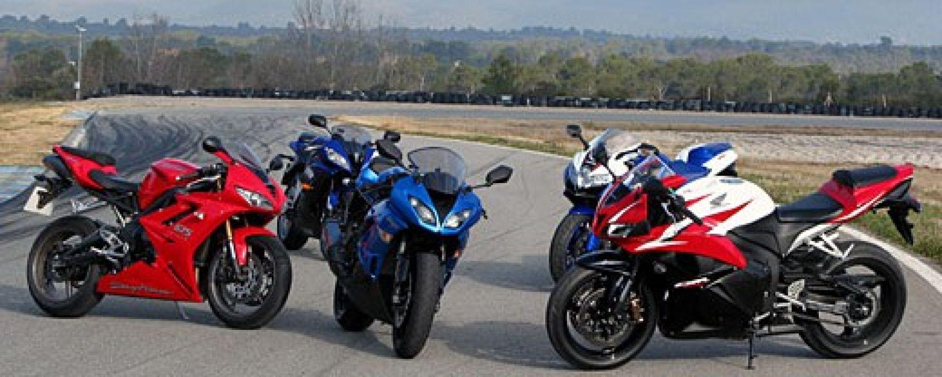 Supersport 600 2009