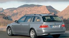 BMW 530d Touring - Immagine: 10