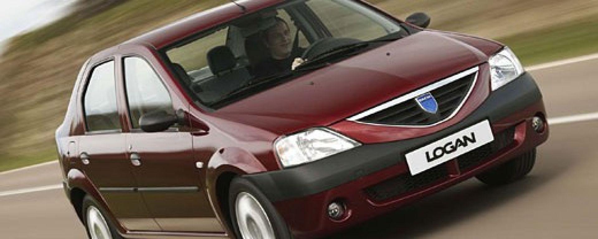 Il prezzo vero della Dacia Logan
