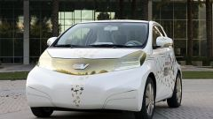 Toyota FT-EV - Immagine: 3