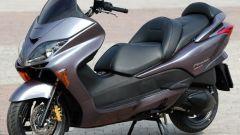 Prova Honda Forza 250 Motorbox