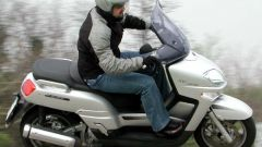Yamaha XC 300 - Immagine: 11