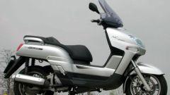 Yamaha XC 300 - Immagine: 8