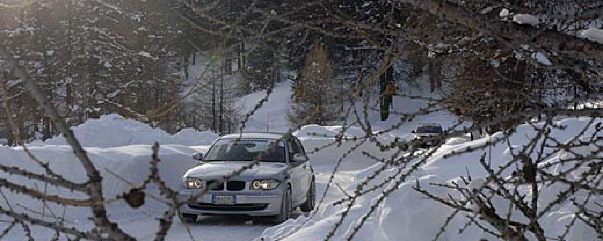 BRIDGESTONE: provati i runflat invernali