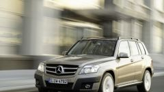 Mercedes GLK 220 CDI BlueEFFICIENCY - Immagine: 6