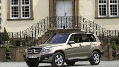 Mercedes GLK 220 CDI BlueEFFICIENCY - Immagine: 9