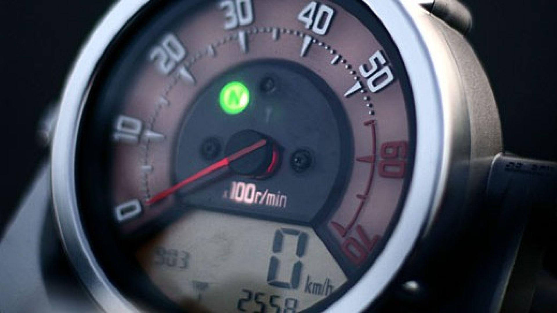 Immagine 31: Yamaha MT-01