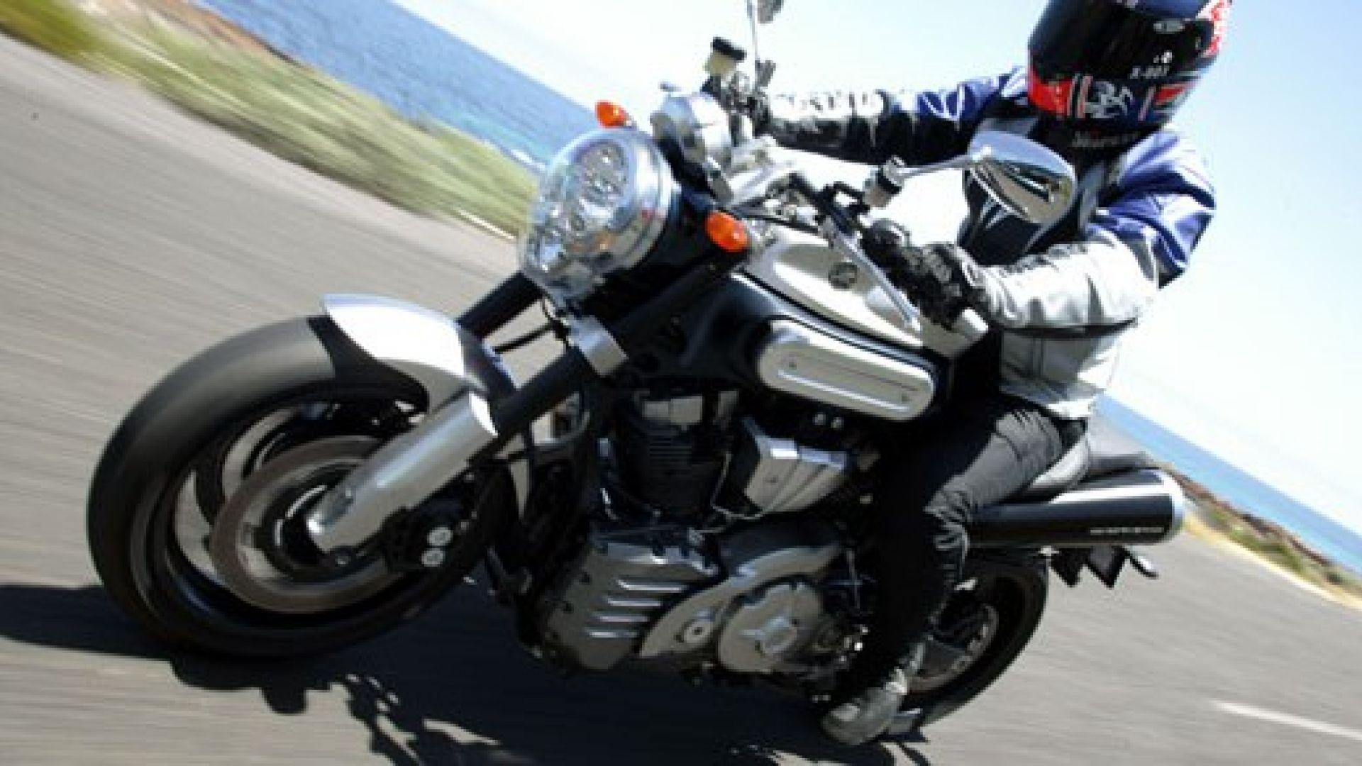 Immagine 38: Yamaha MT-01