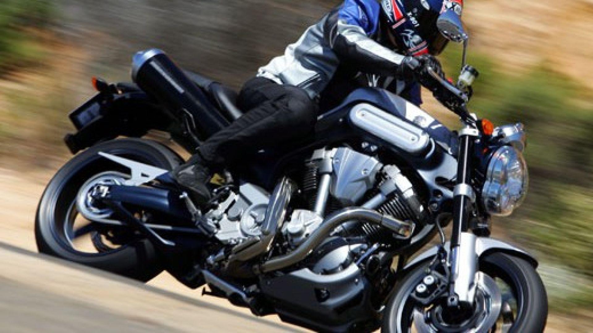 Immagine 24: Yamaha MT-01