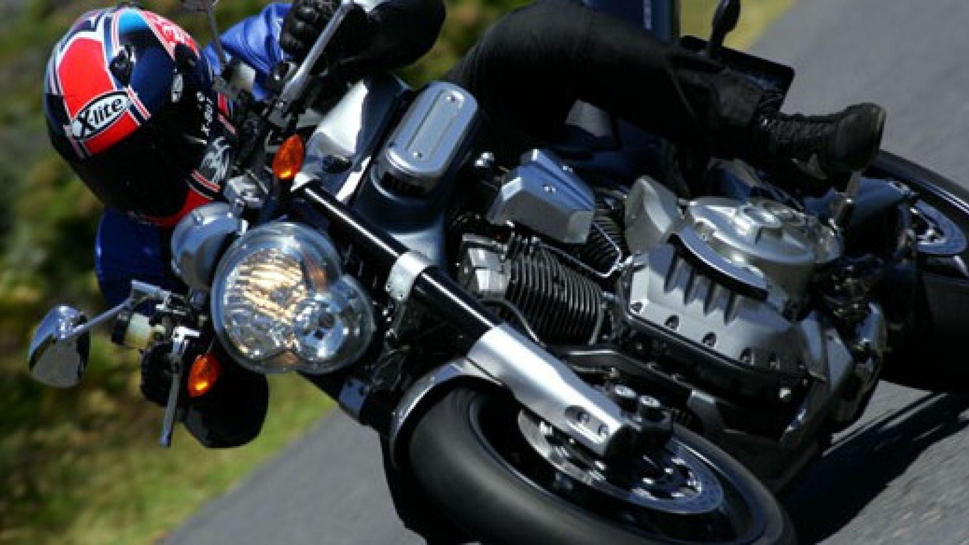 Immagine 9: Yamaha MT-01