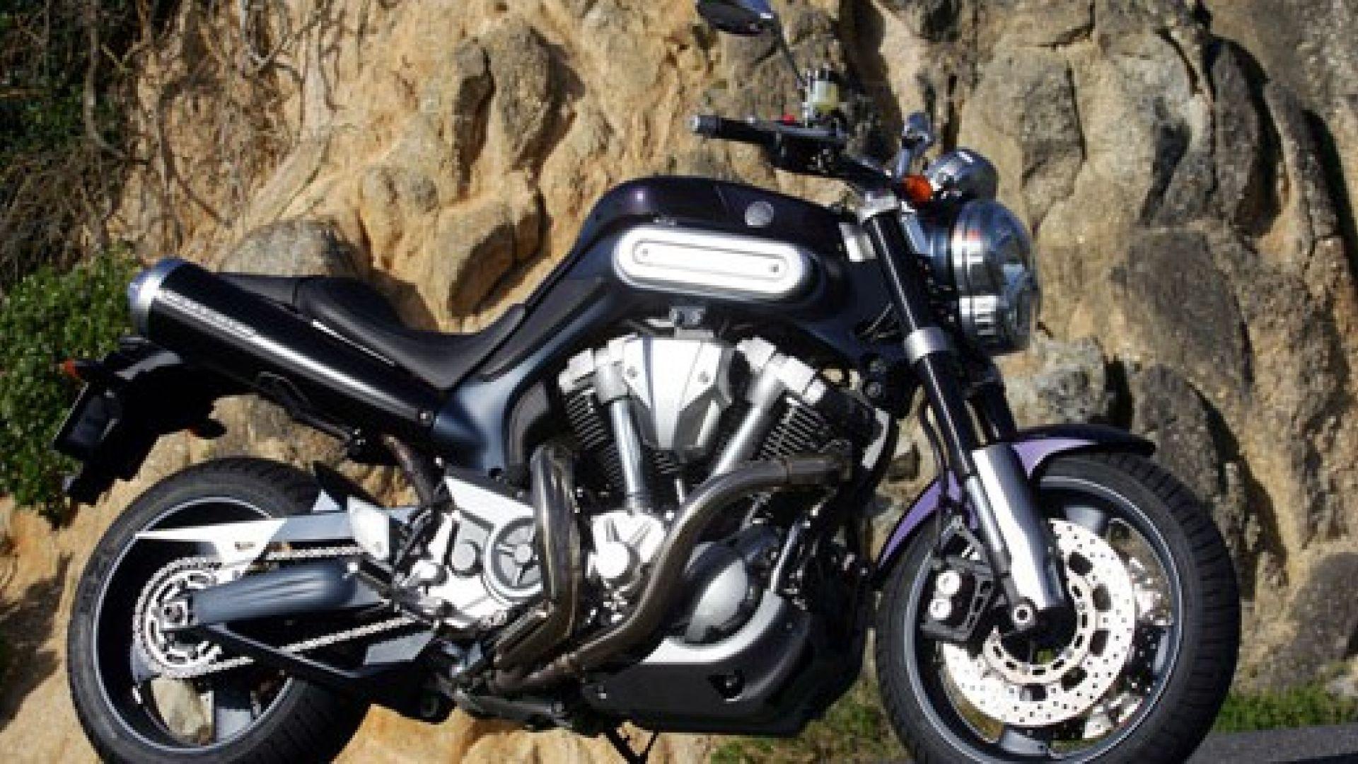 Immagine 5: Yamaha MT-01