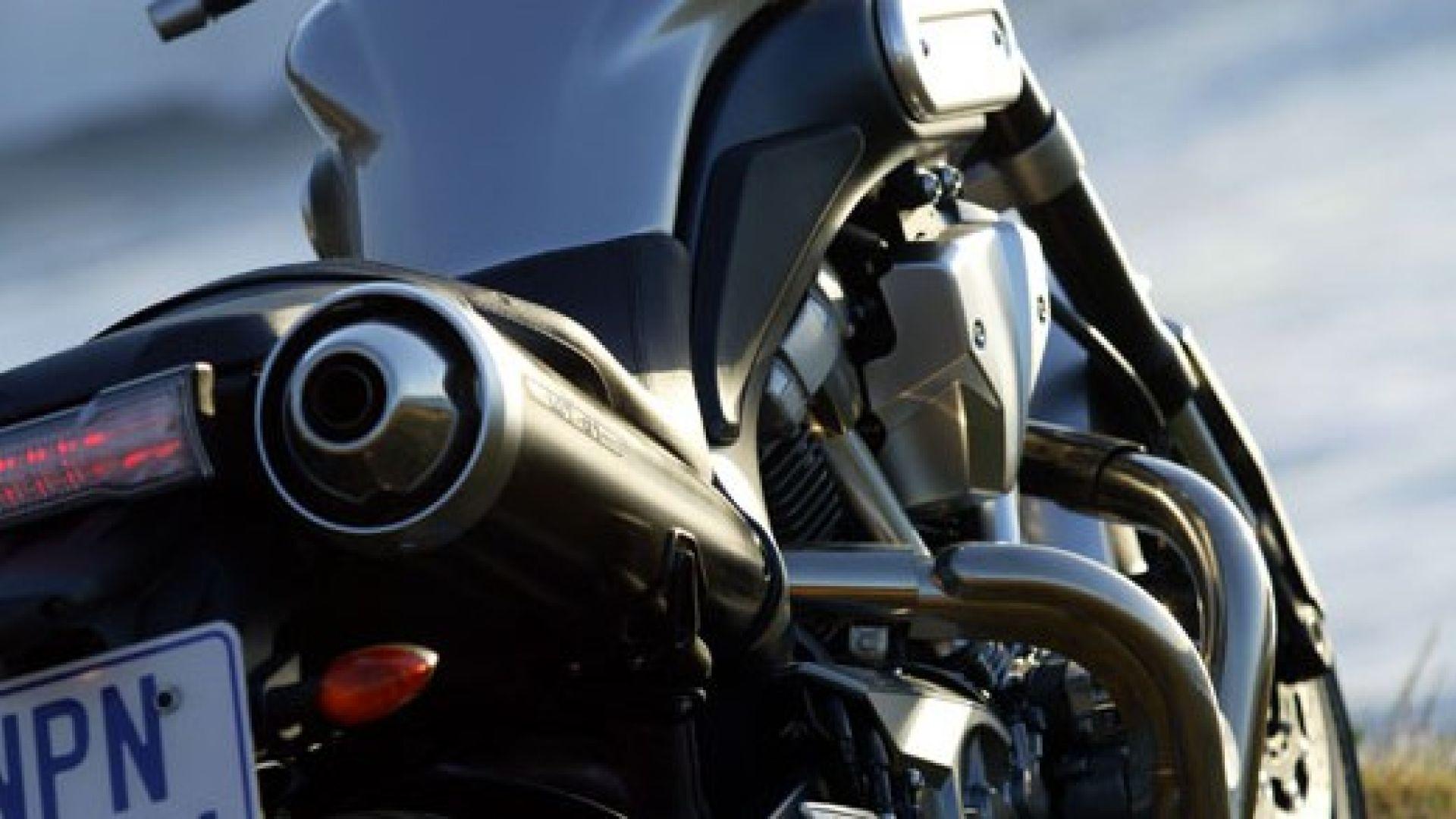 Immagine 4: Yamaha MT-01