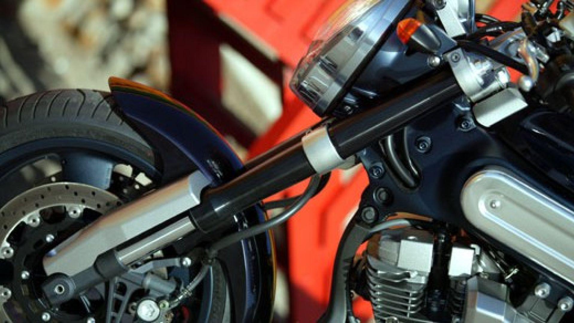 Immagine 17: Yamaha MT-01