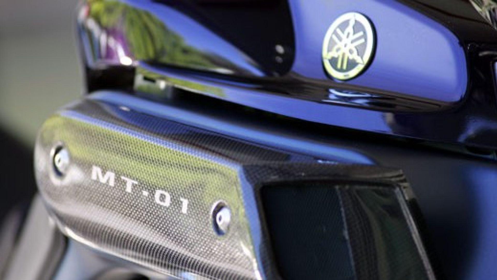 Immagine 15: Yamaha MT-01