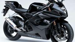 SUZUKI: tutta nera la GSX-R 1000 - Immagine: 1
