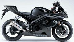 SUZUKI: tutta nera la GSX-R 1000 - Immagine: 2