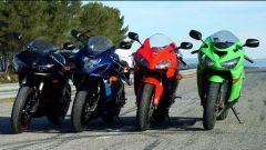 Confronto Supersport 600 2005 - Immagine: 21