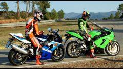 Confronto Supersport 600 2005 - Immagine: 17