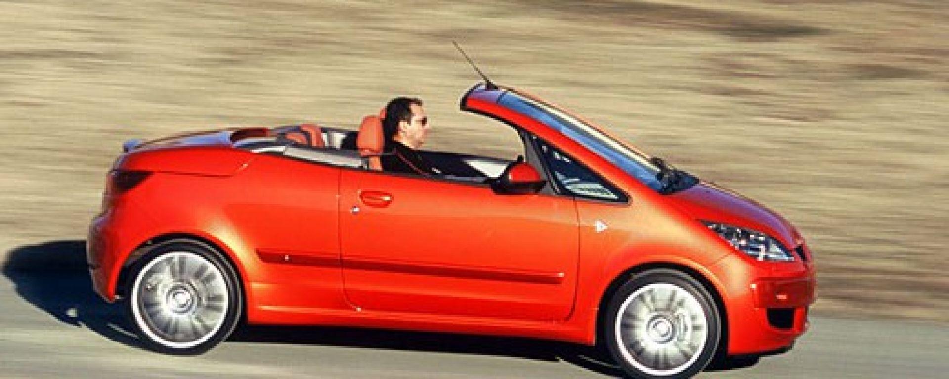 Mitsubishi Colt coupé-cabriolet