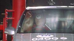 CRASH TEST: Peugeot 1007-Suzuki Swift-Honda FR-V - Immagine: 2