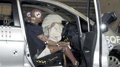 CRASH TEST: Peugeot 1007-Suzuki Swift-Honda FR-V - Immagine: 3