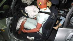 CRASH TEST: Peugeot 1007-Suzuki Swift-Honda FR-V - Immagine: 6