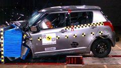 CRASH TEST: Peugeot 1007-Suzuki Swift-Honda FR-V - Immagine: 8