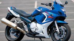 Suzuki GSX-F 650 - Immagine: 4