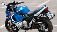 Suzuki GSX-F 650 - Immagine: 10