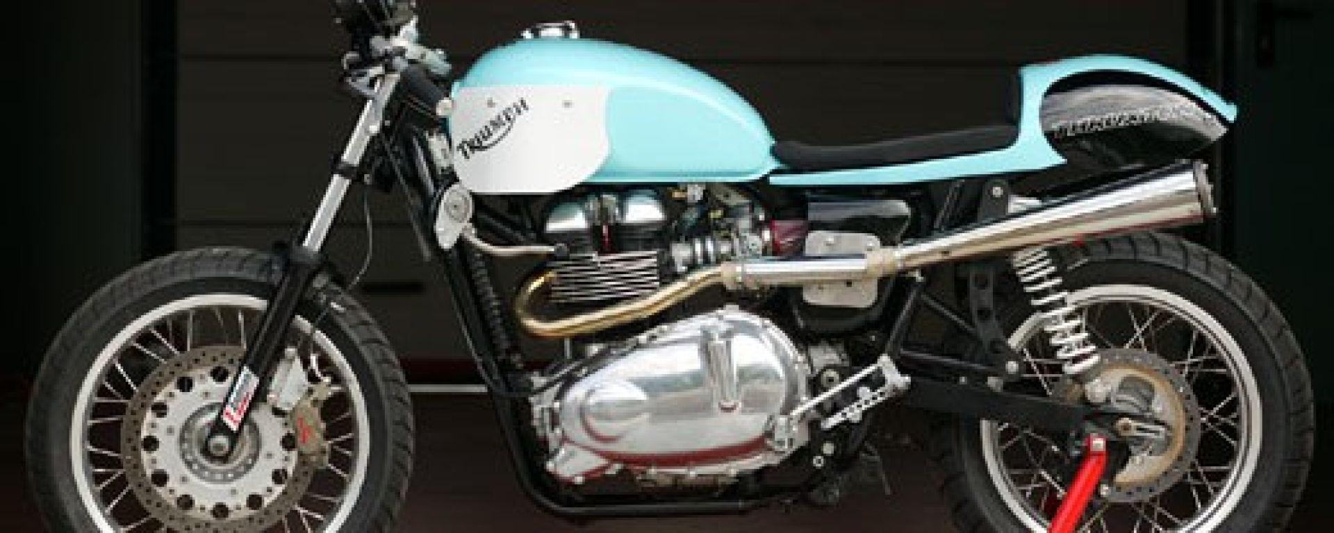 Triumph Thruxton 900 Cup
