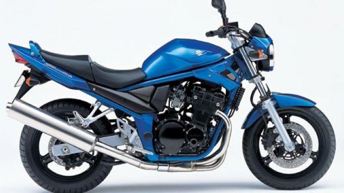 Immagine 16: Suzuki Bandit 650